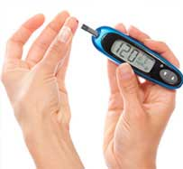 Blood-Glucose Monitoring